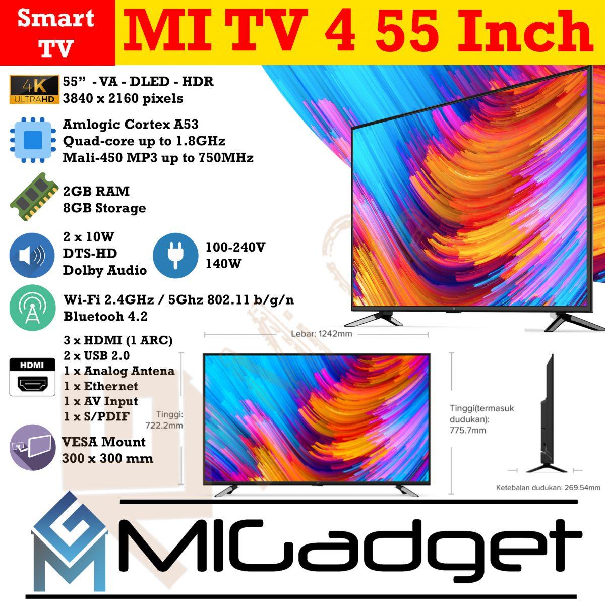 Mi TV 4 55