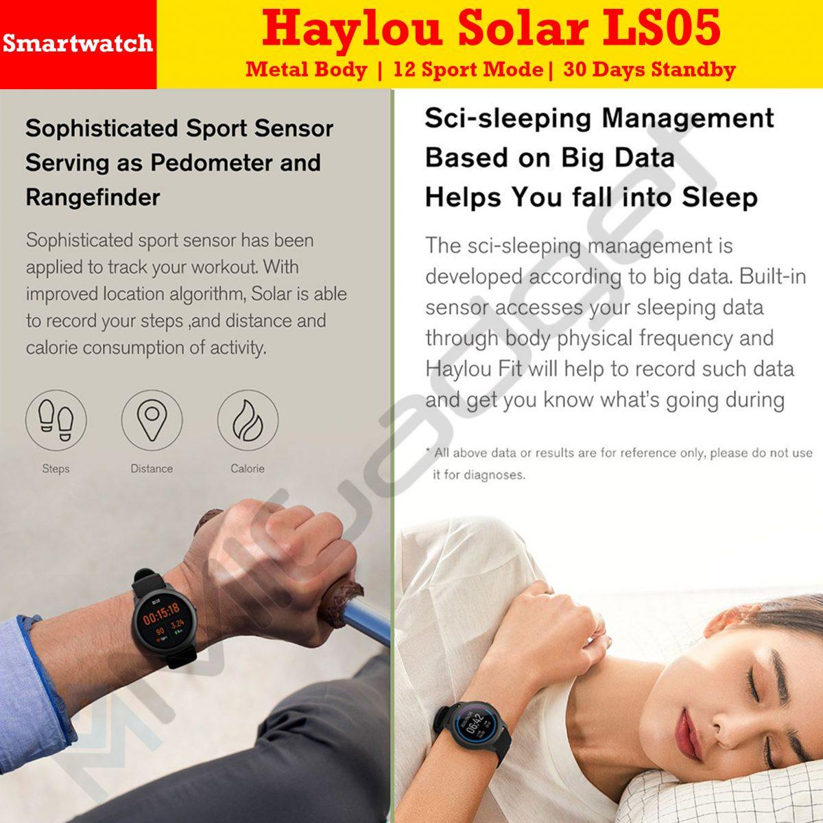 Haylou Solar LS05