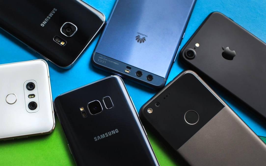 Pangsa Pasar Smartphone Akhir Tahun 2020