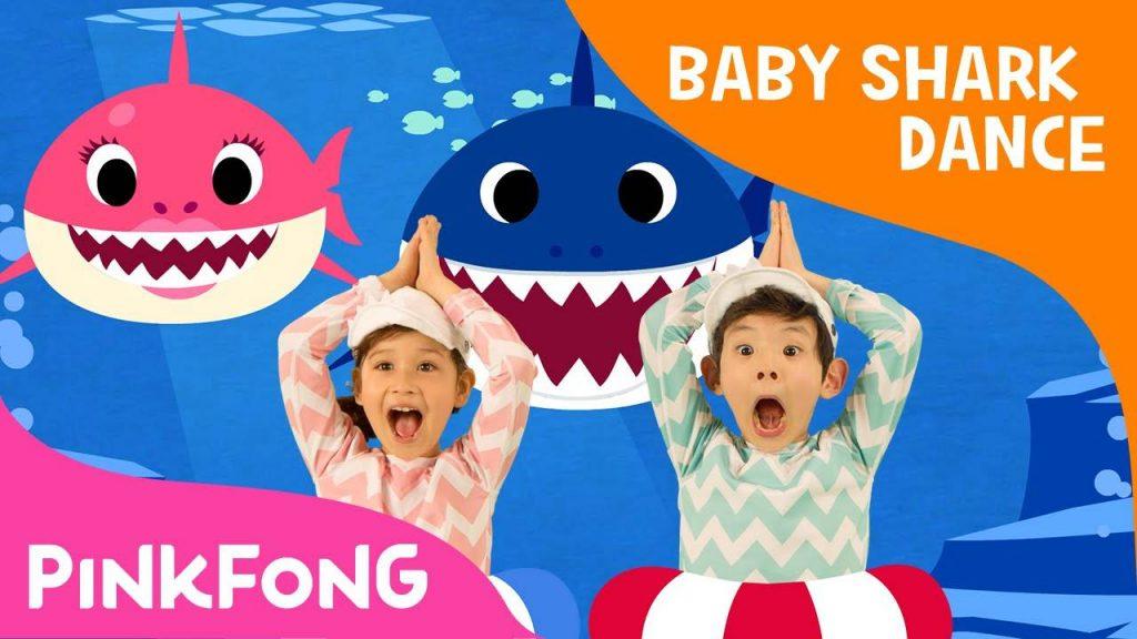 Baby Shark Video Paling Banyak Ditonton di YouTube