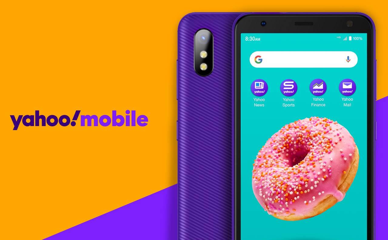 Smartphone Yahoo (yahoomobile.com)